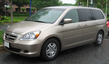 Honda-Odyssey